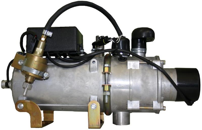 Предпусковой подогреватель двигателя камаз инструкция