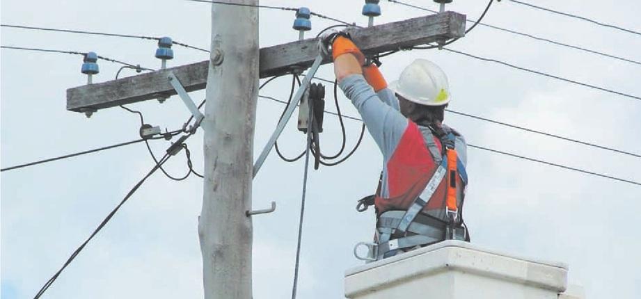 """Як приєднати до електромереж """"Херсонобленерго"""" електроустановки тимчасової споруди"""