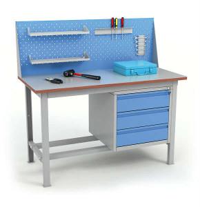 Как изготовить стол в гараж своими руками