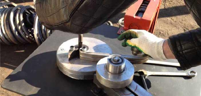 Кованые изделия из профильной трубы своими руками: обзор оборудования и характеристик